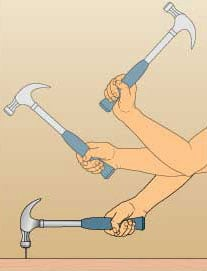 How To Hammer Pull Nails