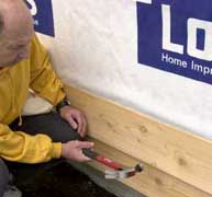 Cutting & Fastening Lap Siding