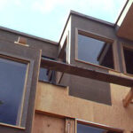 plywood siding installation repair