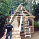 installing kit gazebo roof