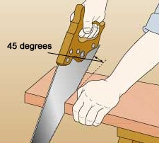 How To Cut With A Hand Saw