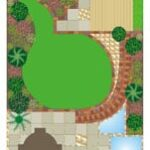 creating a garden landscaping plan