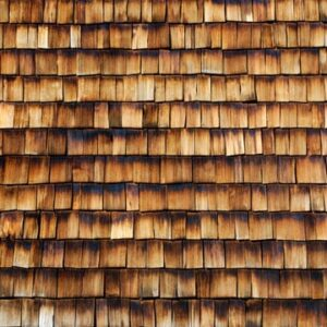 cedar shingle wood roofing
