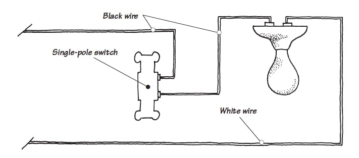 Light Switch Circuit Diagram
