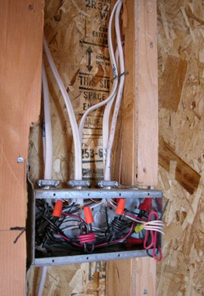 on home electrical wiring