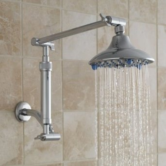 Waterfall Shower Heads & Panel Showers