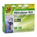 window film insulation kit