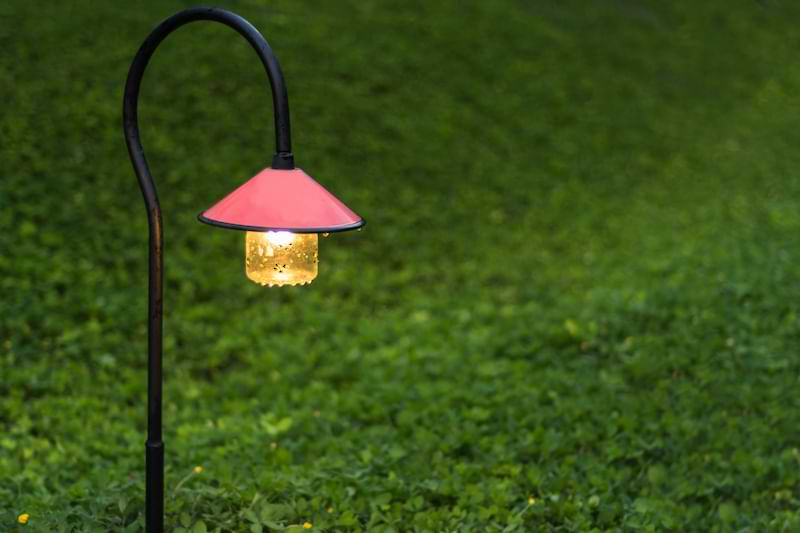 A low voltage pathway light