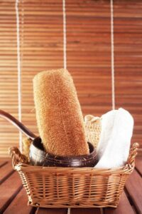 Grow your own luffa sponge! Photo: Lim Seng Kuey