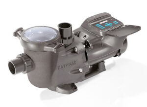 Variable-speed pool pump