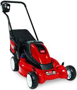 Mulching Lawnmower Photo: Toro