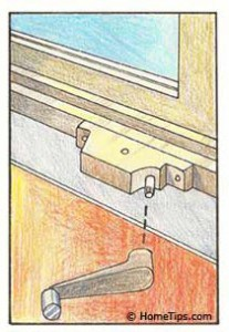Childproofing Windows
