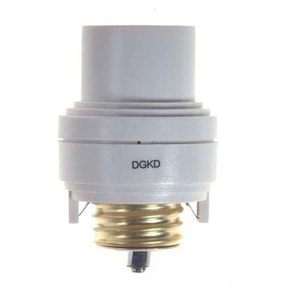 Screw-in lamp-base dimmer