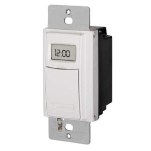 Installing An Electronic Timer Switch
