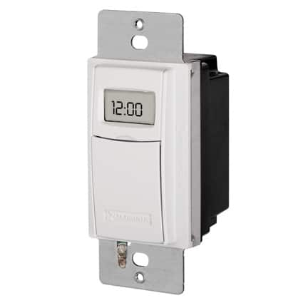 heavy-duty wall switch timer