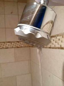 shower head leaks