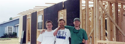 What's It Like to Build with Habitat for Humanity?