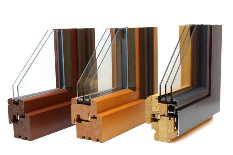 window glass and glazing