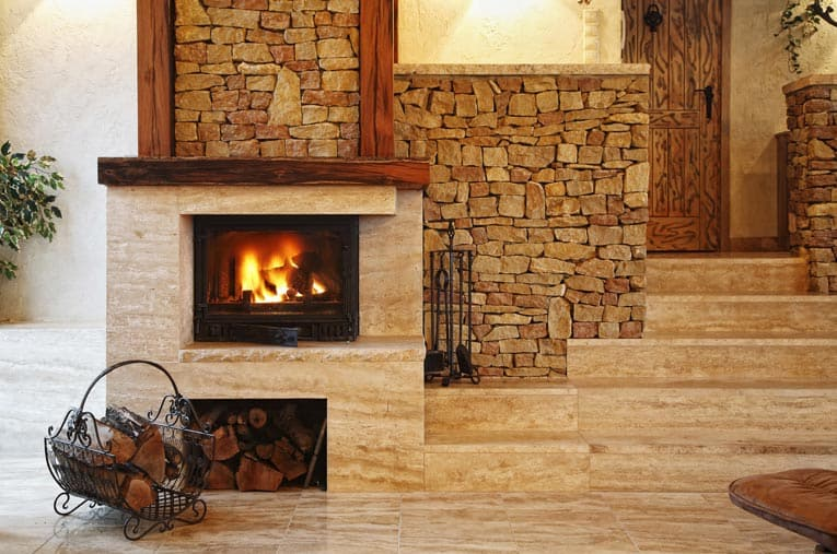 Is A Masonry Fireplace Right For Your Home