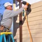 nailing lap siding with nailer