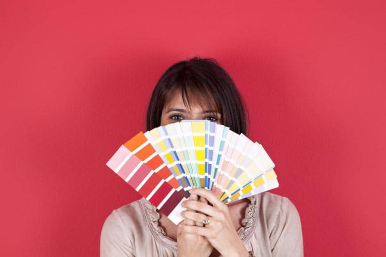 choosing paint colors