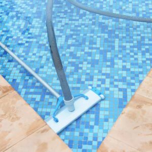 A Pool Vacuum Has A Hose That Hooks Up To The Poolu0027s Intake. You Guide