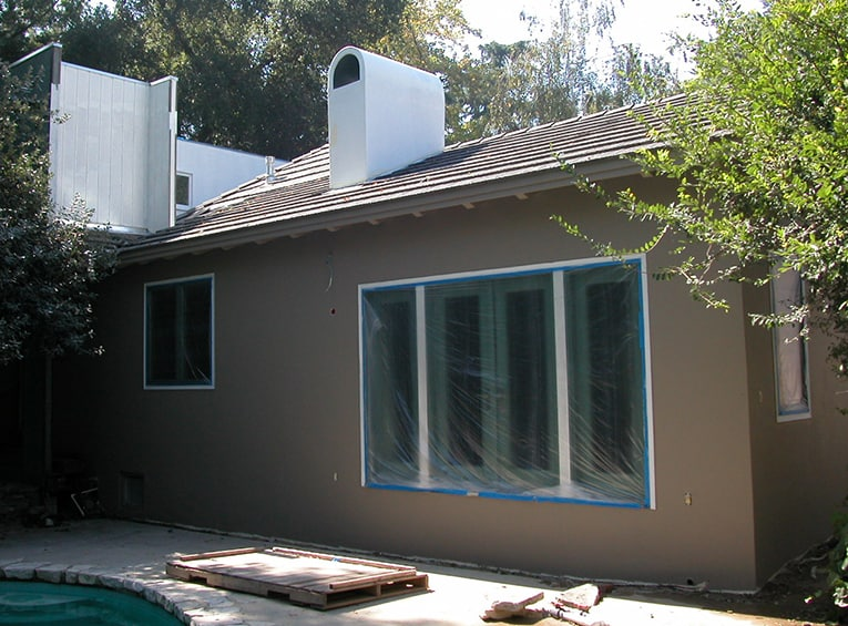 stucco finish coat