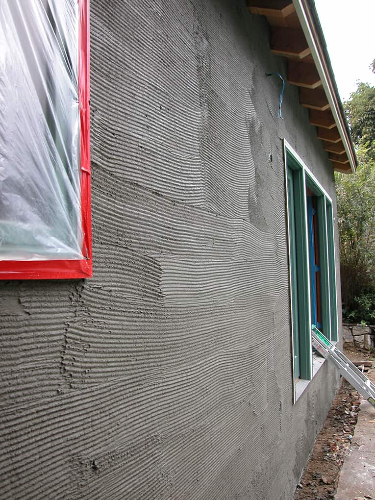 stucco scratch coat