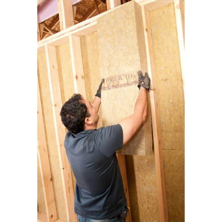Rock wool insulation what it is and where to use it for Wool wall insulation