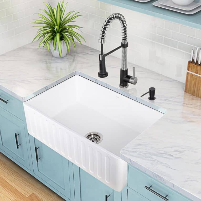 How to Install a Farmhouse Apron Sink