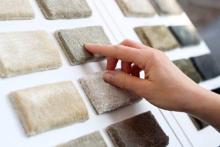 buying carpeting