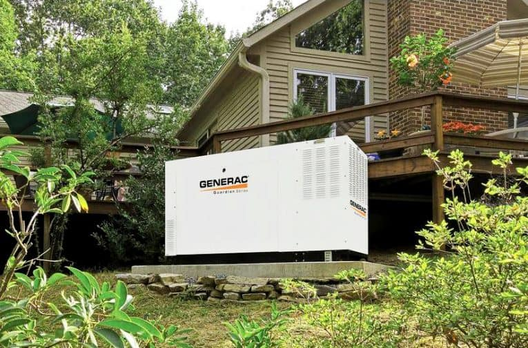 how to use a generator to power your home
