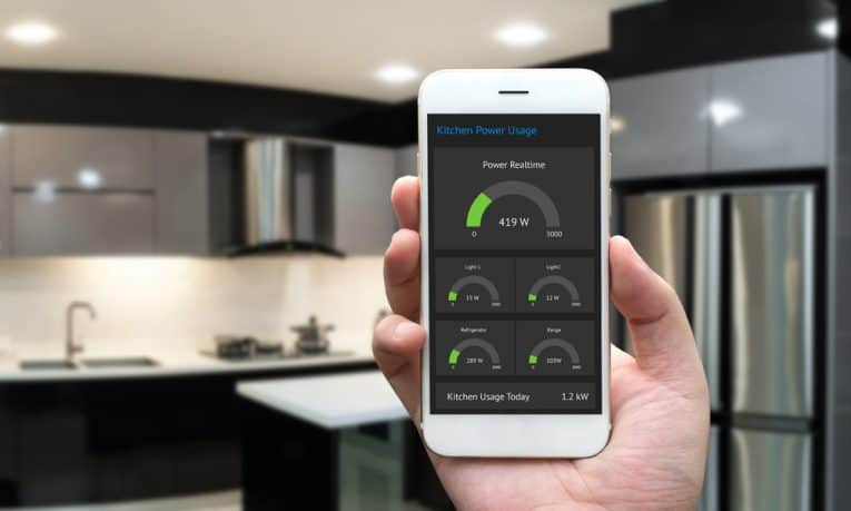 smart home control for appliances