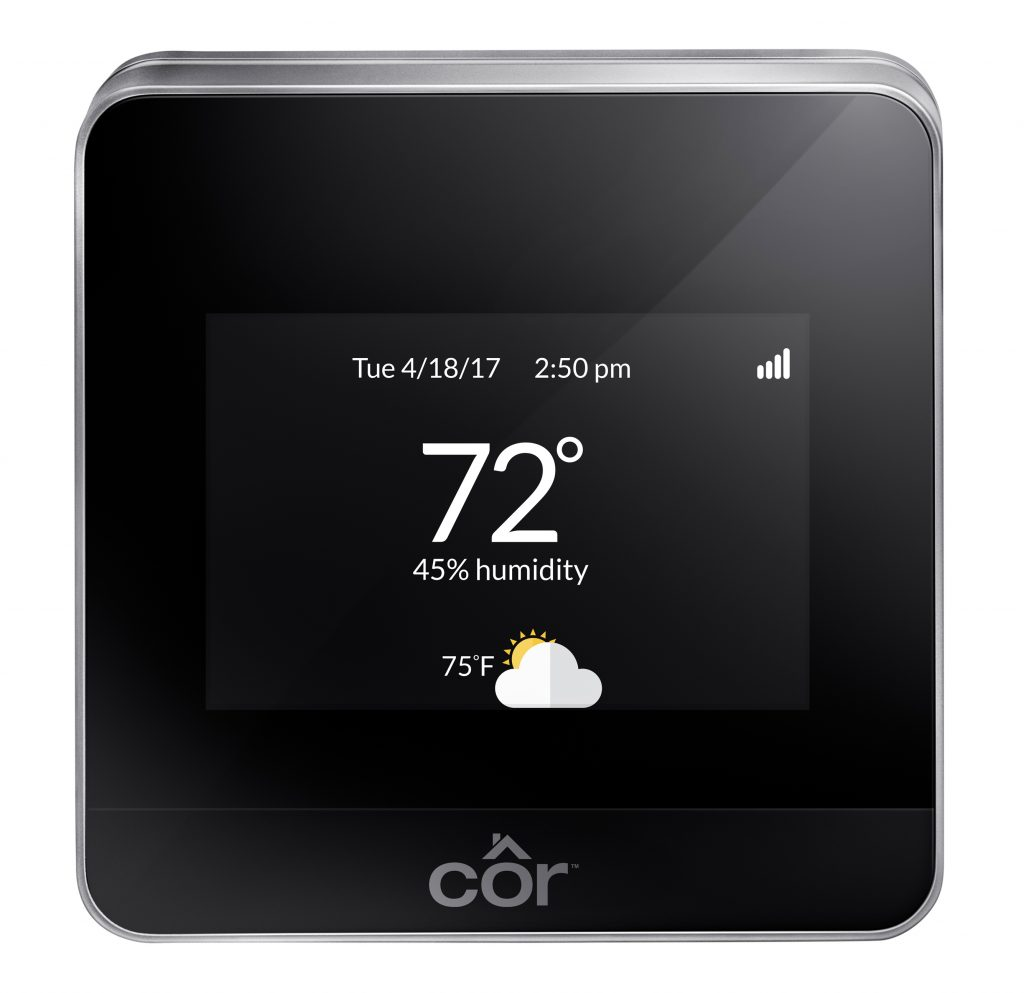 Carrier Cor Thermostat   Our Review
