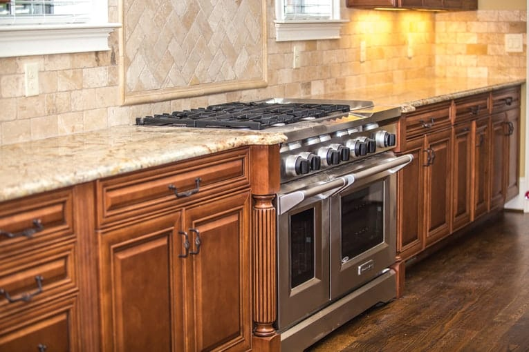 neutral stone counters